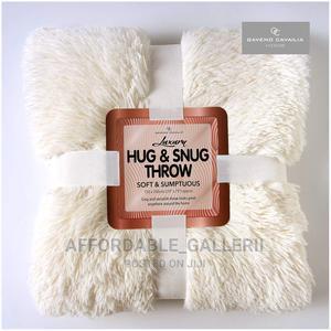 Fur Blanket Throw   Home Accessories for sale in Lagos State, Ifako-Ijaiye