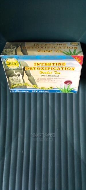 Intestin Detoxification Herbal Tea   Vitamins & Supplements for sale in Lagos State, Ikeja