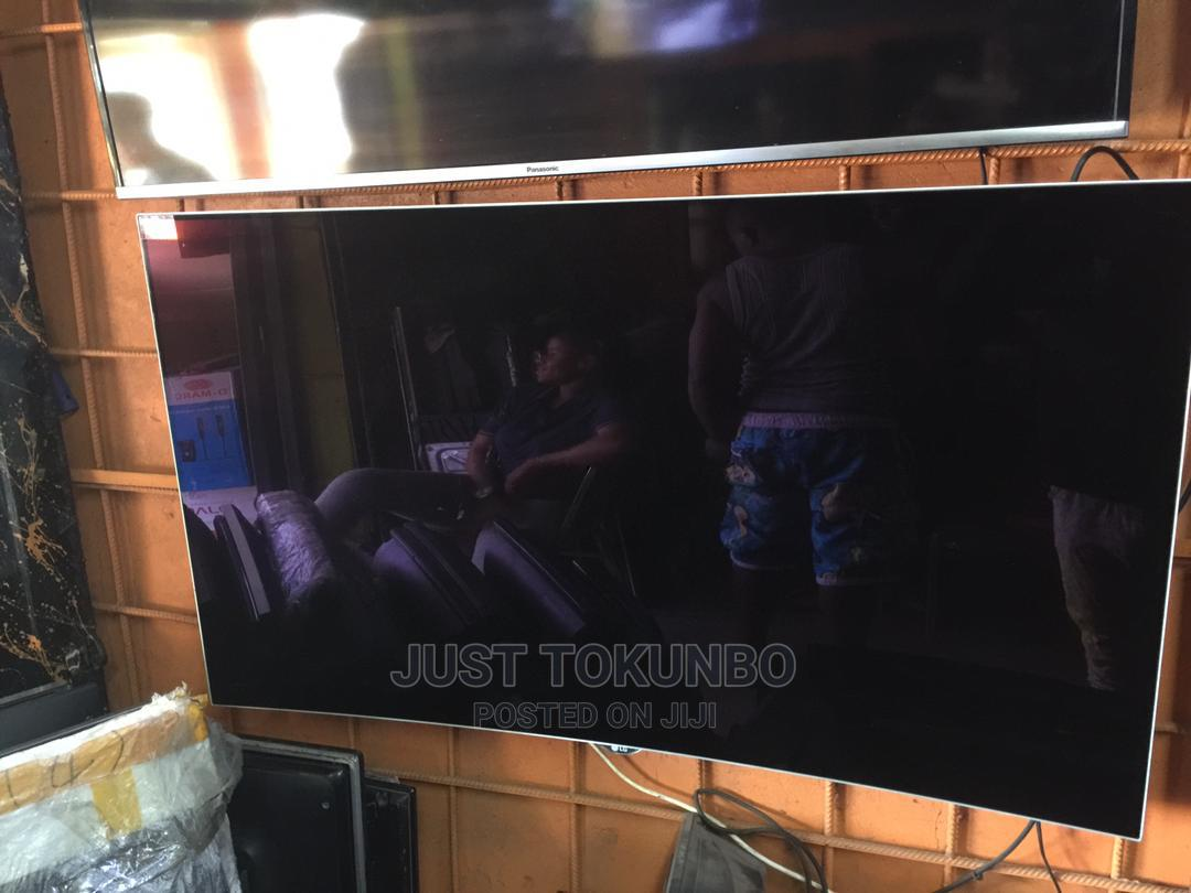 Archive: Uk LG 55inch Curve Full Smart 8k Original With Guarantee Use