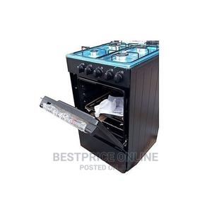 Midea 4 Burner Standing Gas Cooker With Oven + Grill Oven   Kitchen Appliances for sale in Lagos State, Ikeja