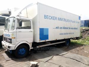 813 Mercdes Containerbody 2005   Trucks & Trailers for sale in Lagos State, Apapa