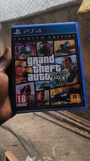 Limited Edition GTA 5 for Play Statio 4 Ps4 | Video Games for sale in Lagos State, Ikeja
