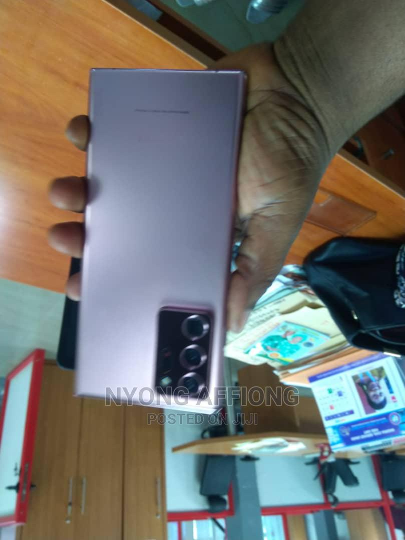 Archive: Samsung Galaxy Note 20 5G 256GB Gold