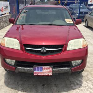Acura MDX 2004 Red   Cars for sale in Lagos State, Ajah