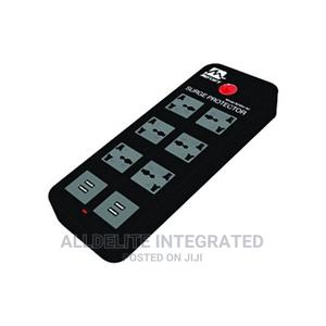 Mercury Extension Box - Surge Protector With 4 USB Port | Accessories & Supplies for Electronics for sale in Lagos State, Ikeja