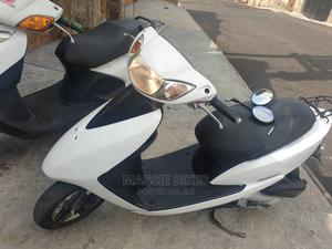 Honda Dio 2018 White   Motorcycles & Scooters for sale in Lagos State, Ogba