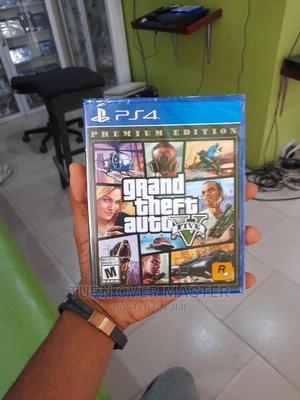 Ps4 GTA v Cd | Video Games for sale in Lagos State, Ikeja