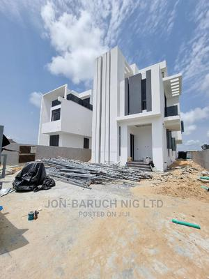 5 Bedroom Detached Duplex With Swimming Pool, Cinema Bq | Houses & Apartments For Sale for sale in Lekki, Lekki Phase 1