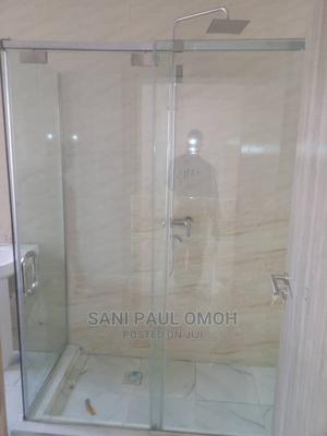 Shower Cubicle Installed 10mm Glass | Plumbing & Water Supply for sale in Abuja (FCT) State, Gwarinpa