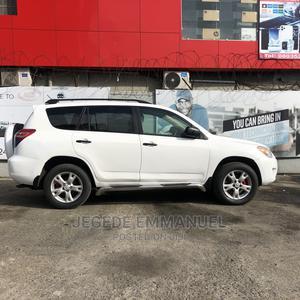 Toyota RAV4 2011 2.5 White | Cars for sale in Lagos State, Ikeja