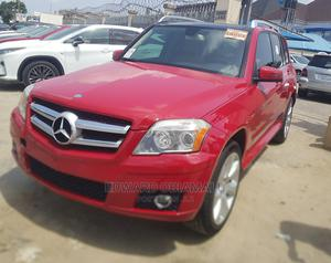 Mercedes-Benz GLK-Class 2010 350 Red | Cars for sale in Lagos State, Amuwo-Odofin