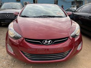 Hyundai Elantra 2011 Limited Red | Cars for sale in Lagos State, Ikeja