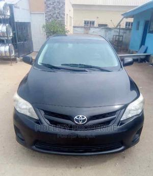 Toyota Corolla 2011 Black | Cars for sale in Abuja (FCT) State, Kubwa