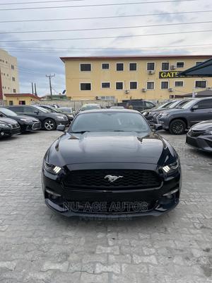 Ford Mustang 2017 V6 Fastback Black | Cars for sale in Lagos State, Lekki