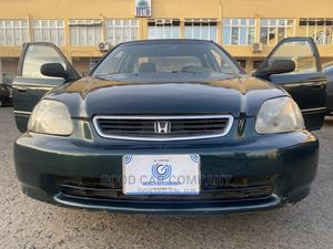 Honda Civic 1998 Green | Cars for sale in Kwara State, Ilorin South