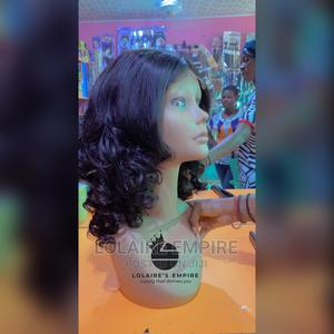 14inches Bouncy Curls Wig   Hair Beauty for sale in Abuja (FCT) State, Wuse 2