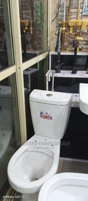 Normal Size WC With the Wash Hand Basin | Plumbing & Water Supply for sale in Lagos State, Orile