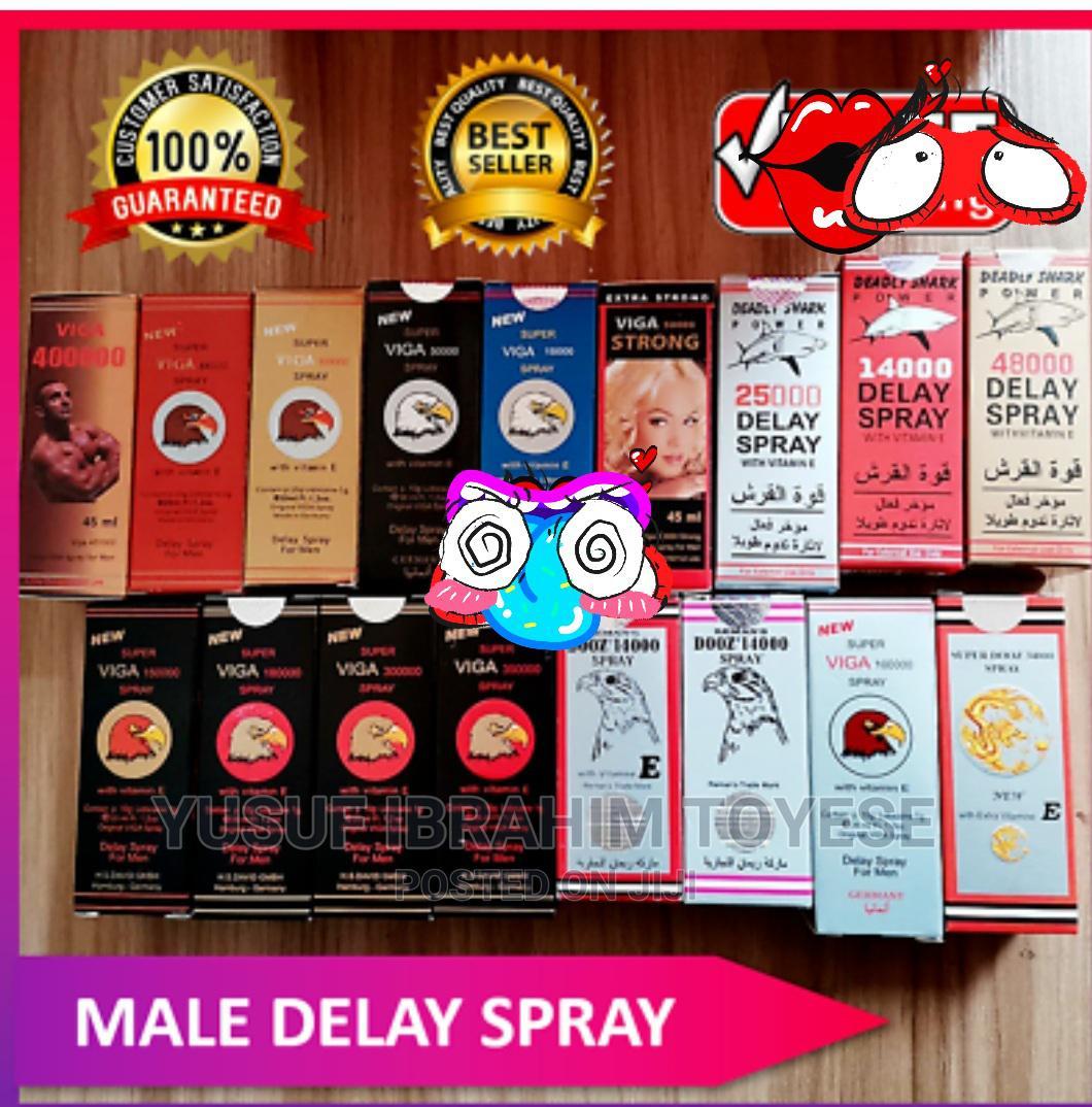 Men's Delay Premature Ejaculation Prolong Spray 45ml