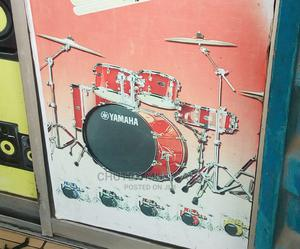 5 Set Yamaha Drums | Musical Instruments & Gear for sale in Lagos State, Ojo