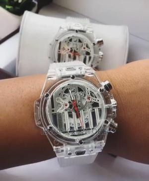 Quality Hublot Watch for Men Plus Free Delivery | Watches for sale in Lagos State, Lagos Island (Eko)