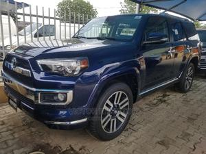 Toyota 4-Runner 2018 Limited 4x4 Blue   Cars for sale in Lagos State, Magodo