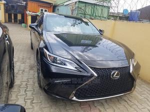 Lexus ES 2019 350 F Sport FWD Black   Cars for sale in Lagos State, Magodo