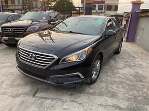 Hyundai Sonata 2015 Black | Cars for sale in Lagos State, Ogba