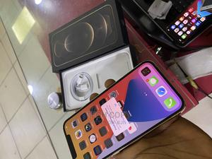 New Apple iPhone 12 Pro 128GB Yellow   Mobile Phones for sale in Lagos State, Ojodu