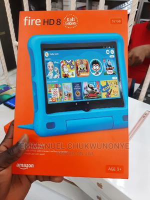 New Amazon Fire HD 8 (2020) 32 GB Blue | Tablets for sale in Lagos State, Ikeja