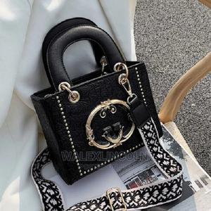 Female Messenger Hand Bag - Black | Bags for sale in Lagos State, Ogba