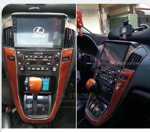 RX 300 Gps Navigation System With Rear View Camera | Vehicle Parts & Accessories for sale in Lagos State, Amuwo-Odofin