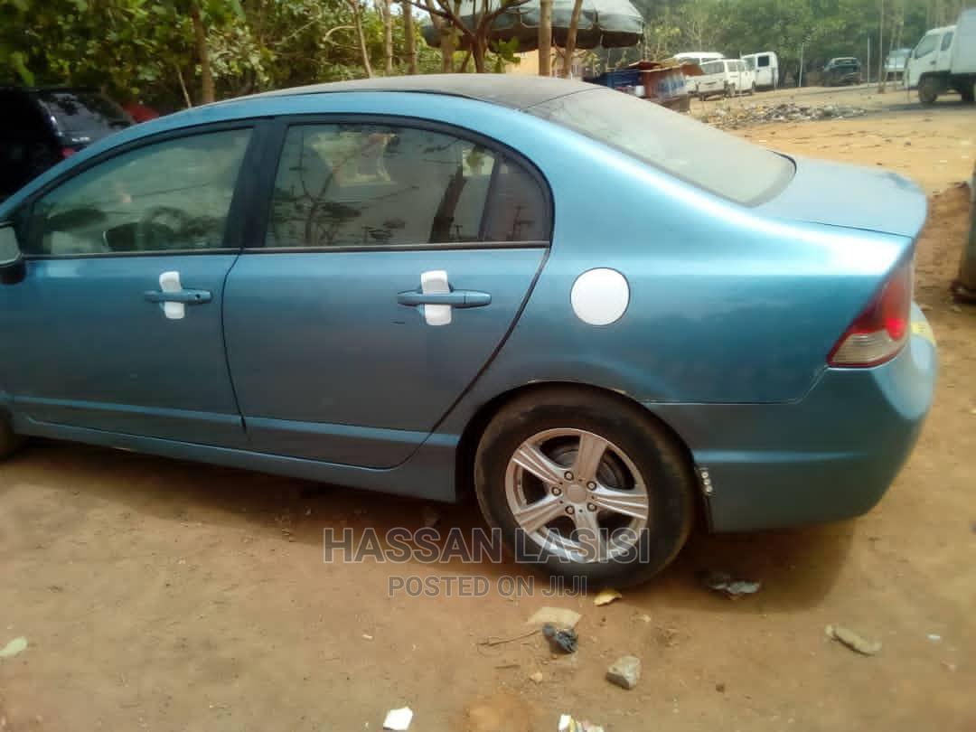 Archive: Honda Civic 2008 Blue