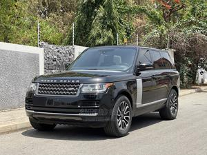 Land Rover Range Rover Vogue 2014 Black   Cars for sale in Abuja (FCT) State, Asokoro