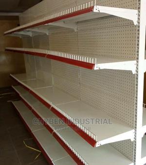 Brand New Grade Single Supermarket Shelf   Store Equipment for sale in Lagos State, Ojo