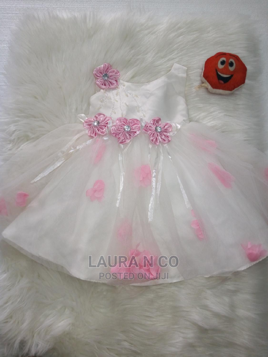 Preloved Baby Girl Gown