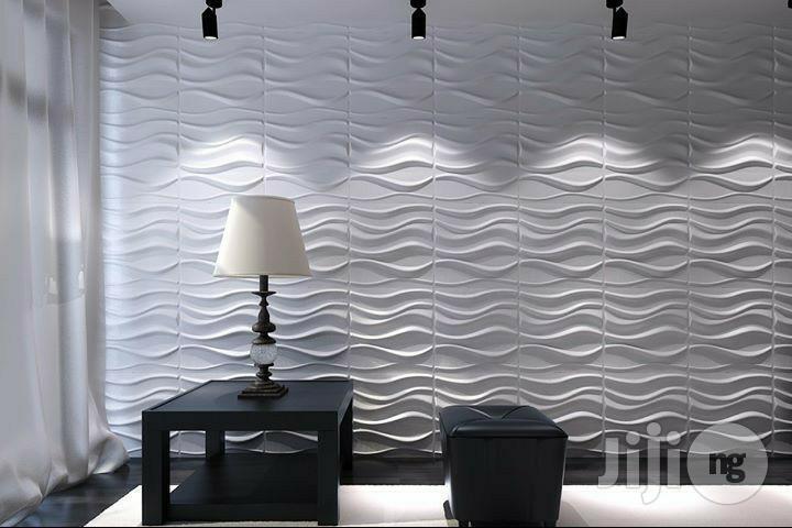 Wallpaper And 3D Panels