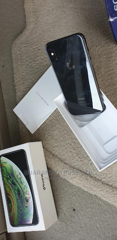 Apple iPhone XS 64 GB Black | Mobile Phones for sale in Ikeja, Lagos State, Nigeria
