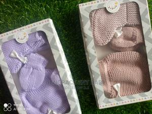 Baby Cap, Gloves and Booties | Children's Clothing for sale in Lagos State, Agege