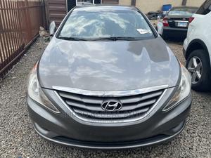 Hyundai Sonata 2011 Silver | Cars for sale in Lagos State, Magodo