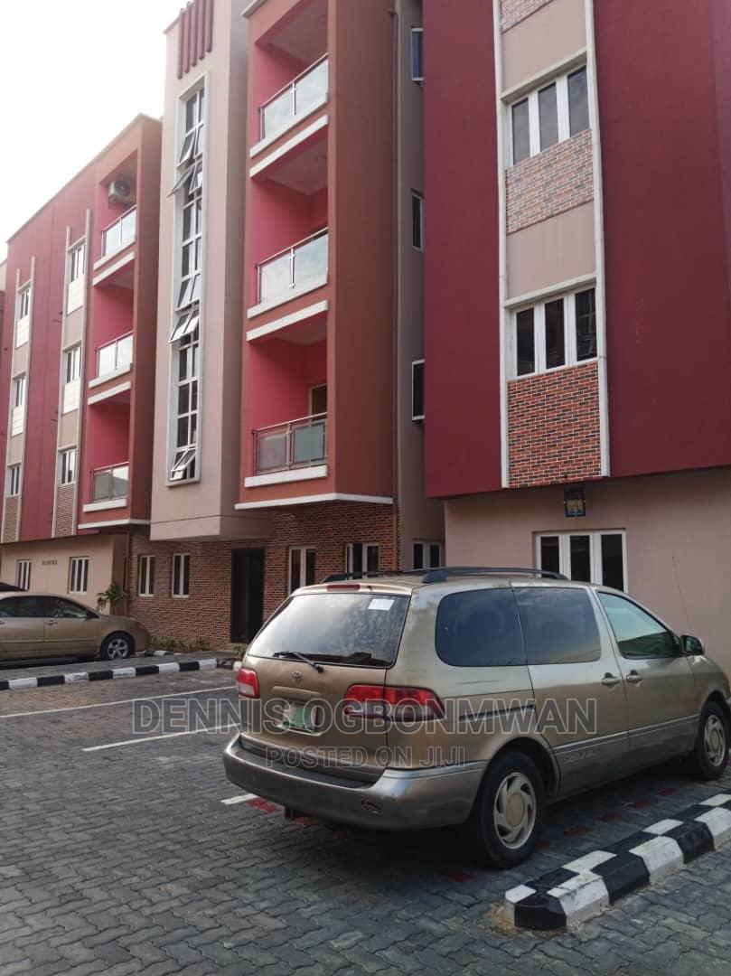 Brand New 2bedroom Flat for Rent at Ogba GRA