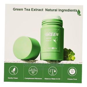 100% Green Tea Mask Stick. Very Effective and Selling Fast | Skin Care for sale in Lagos State, Ifako-Ijaiye