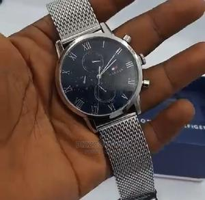High Quality Tommy Hilfiger Chain Watch for Men | Watches for sale in Lagos State, Magodo