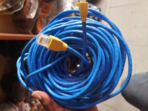 30m Cart6 Wthernet LAN Cable | Accessories & Supplies for Electronics for sale in Lagos State, Ikeja