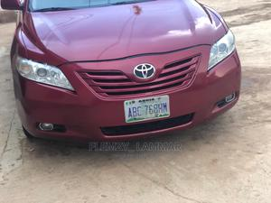 Toyota Camry 2008 Red | Cars for sale in Plateau State, Jos