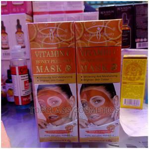 Vitamin C Honey Peel Off Mask   Skin Care for sale in Lagos State, Amuwo-Odofin