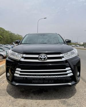 Toyota Highlander 2018 Black | Cars for sale in Abuja (FCT) State, Wuse