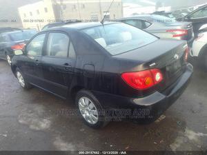 Toyota Corolla 2003 Black | Cars for sale in Lagos State, Ojodu