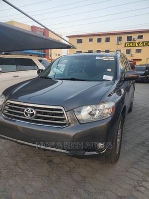 Toyota Highlander 2008 Gray | Cars for sale in Lagos State, Lekki