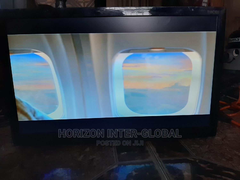 "LG 19"" LCD TV Set"
