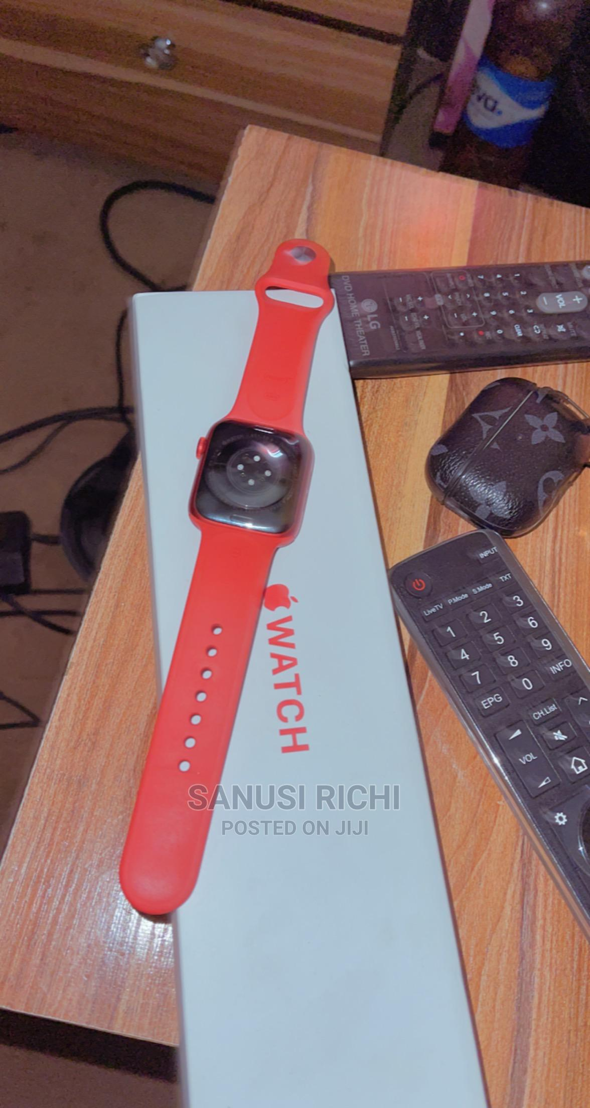 Apple Watch Series 6 | Smart Watches & Trackers for sale in Ibadan, Oyo State, Nigeria